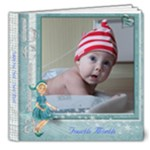 Bella - 8x8 Deluxe Photo Book (20 pages)