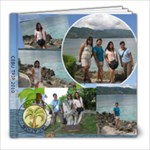 CEBU TRIP - 8x8 Photo Book (20 pages)