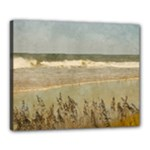Beachscape 16x20 - Canvas 20  x 16  (Stretched)