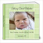 Little Tony - 8x8 Photo Book (20 pages)