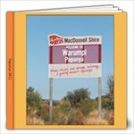 Papunya - 12x12 Photo Book (40 pages)