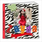 zayda - 8x8 Photo Book (39 pages)