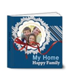 my family, happy home - 4x4 Deluxe Photo Book (20 pages)