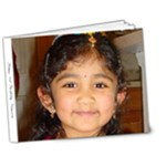 tanu 3rd Birthday - 7x5 Deluxe Photo Book (20 pages)