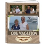 Anniversary Book - 8x10 Deluxe Photo Book (20 pages)