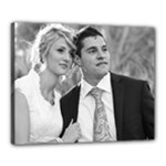 Wedding Lance Jamie - Canvas 20  x 16  (Stretched)