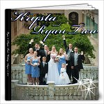 Ryan and Krysta 12 x 12 - 12x12 Photo Book (40 pages)