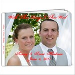 Kasey Wedding - 9x7 Photo Book (30 pages)