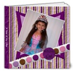 Bday Girl 8x8 - 8x8 Deluxe Photo Book (20 pages)