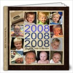 2008 book - 12x12 Photo Book (20 pages)