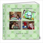 Daniel s 2nd birthday - 8x8 Photo Book (20 pages)