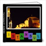 trip to istanbul 2011 - 8x8 Photo Book (39 pages)