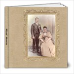 McLeod Memories - 8x8 Photo Book (39 pages)
