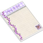 Honey do List memo pad large - Large Memo Pads