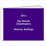 2011 cheer - 9x7 Photo Book (20 pages)