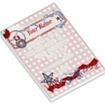 Memo pad - Americana - Large Memo Pads