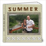 SUMMER 2011 - 8x8 Photo Book (20 pages)