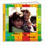 mariza giorgos childhood memories - 8x8 Photo Book (20 pages)