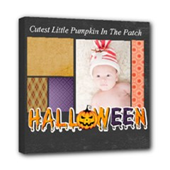 halloween - Mini Canvas 8  x 8  (Stretched)