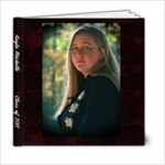 Kayla Michelle - Class of 2011 6 x 6 book - 6x6 Photo Book (20 pages)