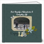 12x12 (20 pages) : Enjoy Life - 12x12 Photo Book (20 pages)