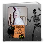 Trick or Treat 8x8 20 Page Photo Book - 8x8 Photo Book (20 pages)