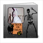 Trick or Treat 6x6 20 Page Photo Book - 6x6 Photo Book (20 pages)