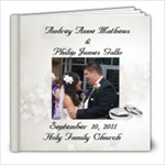 phil wedding - 8x8 Photo Book (20 pages)