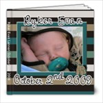 Ryker Evan Lannen - 8x8 Photo Book (60 pages)