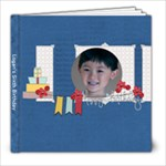Logan s Sixth Birthday - 8x8 Photo Book (20 pages)