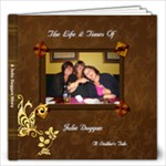 Julie - 12x12 Photo Book (20 pages)