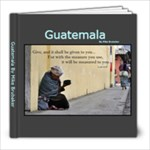 Guatemala - 8x8 Photo Book (60 pages)