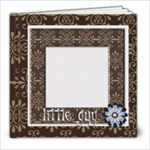 little guy - 8x8 60 pgs - 8x8 Photo Book (60 pages)
