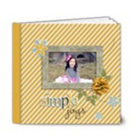 6x6 (DELUXE): Simple Joys - 6x6 Deluxe Photo Book (20 pages)