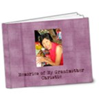 Grandma Christie - 7x5 Deluxe Photo Book (20 pages)