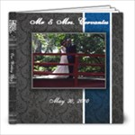 Janeen s Wedding Book - 8x8 Photo Book (20 pages)