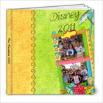 disney - 8x8 Photo Book (60 pages)