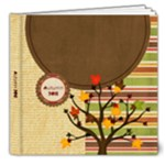 Everlasting Autumn 8x8 Photo Book - 8x8 Deluxe Photo Book (20 pages)