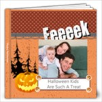 happy Halloween - 12x12 Photo Book (40 pages)