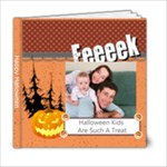 happy Halloween - 6x6 Photo Book (20 pages)