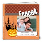 happy Halloween - 8x8 Photo Book (20 pages)