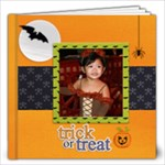 12x12 (20 pages): Trick or Treat - 12x12 Photo Book (20 pages)