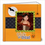 8x8 (30 pages): Trick or Treat - 8x8 Photo Book (30 pages)