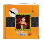 6x6 (20 pages): Trick or Treat - 6x6 Photo Book (20 pages)