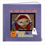 8x8 (30 pages): Happy Halloween - 8x8 Photo Book (30 pages)