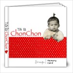 That s me  - 8x8 Photo Book (20 pages)