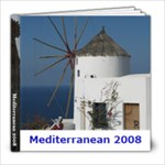 Greece 2007 Book - 8x8 Photo Book (60 pages)