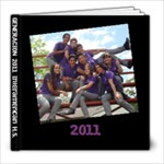 generacion 2011 - 8x8 Photo Book (60 pages)