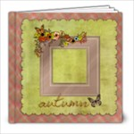 Autumn 8x8 20 pgs - 8x8 Photo Book (20 pages)