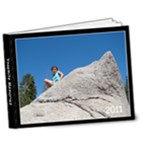 kris yosemite - 7x5 Deluxe Photo Book (20 pages)